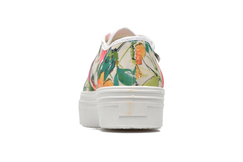 Sneaker Les Tropéziennes par M Belarbi Samba weiß ansicht von rechts