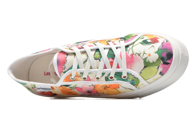 Sneakers Les Tropéziennes par M Belarbi Samba Bianco immagine sinistra