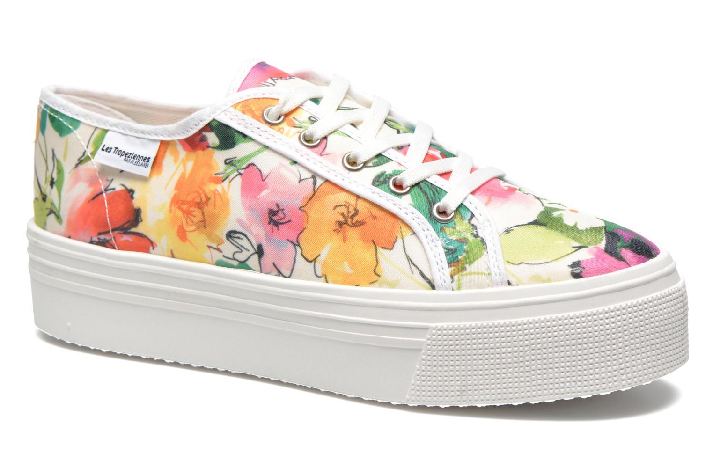 Sneakers Les Tropéziennes par M Belarbi Samba Bianco vedi dettaglio/paio