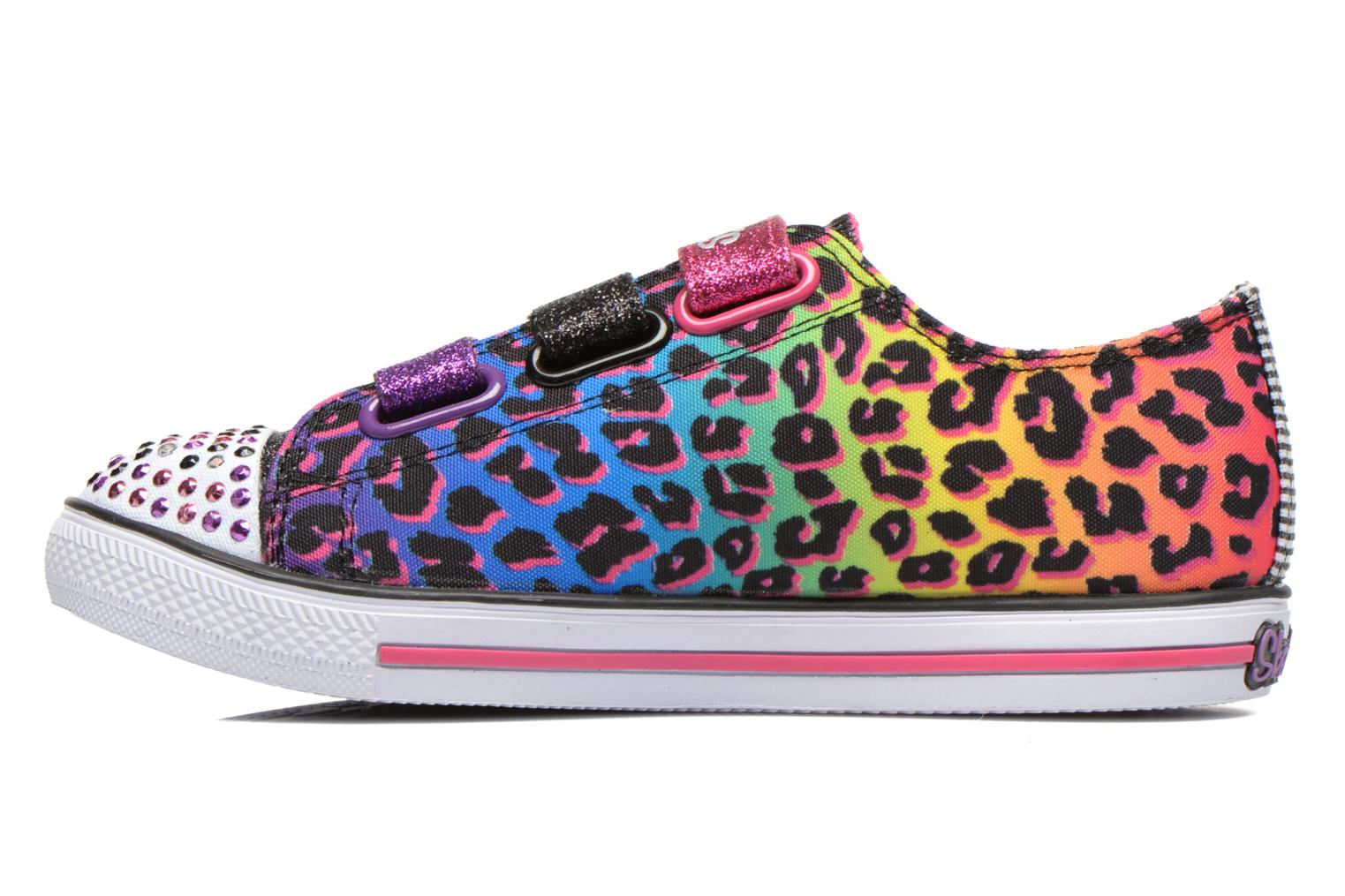 Sneakers Skechers Chit Chat Prolifics Multicolor voorkant