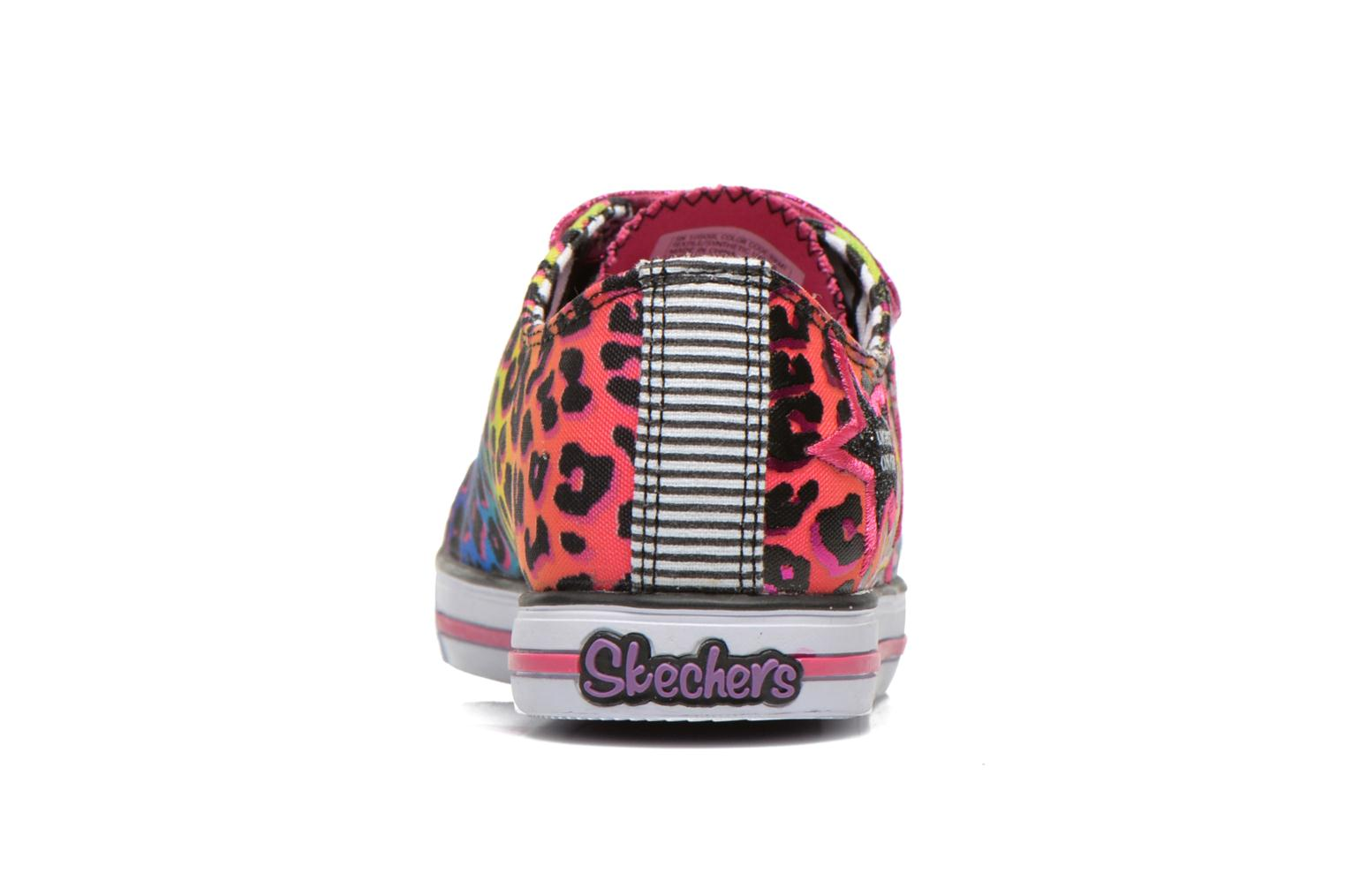 Trainers Skechers Chit Chat Prolifics Multicolor view from the right