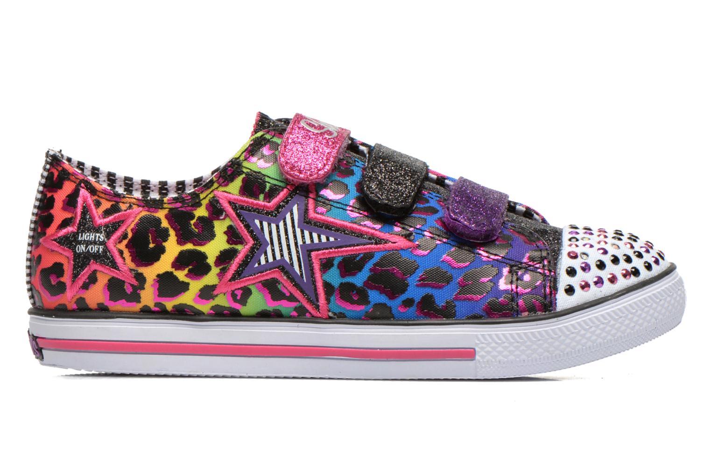 Baskets Skechers Chit Chat Prolifics Multicolore vue derrière