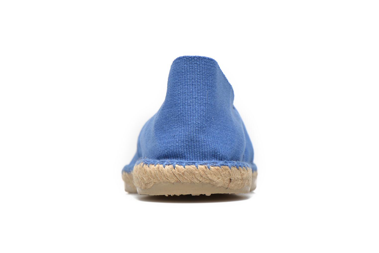 VP Toile Femme Bleu
