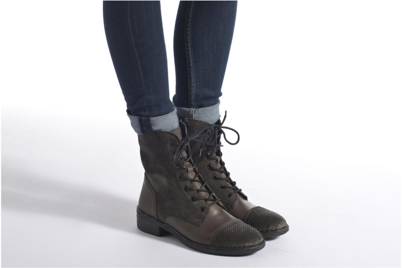 Boots en enkellaarsjes Khrio Sylvia Beige onder