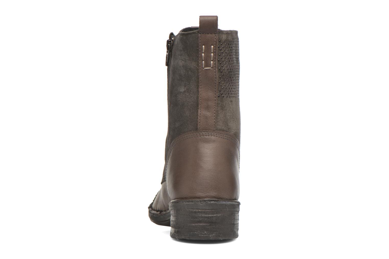 Boots en enkellaarsjes Khrio Sylvia Beige rechts
