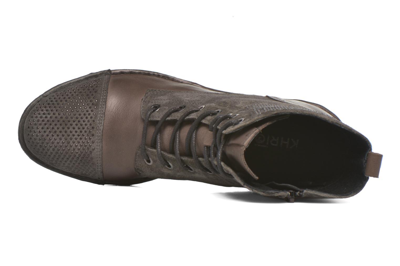 Stiefeletten & Boots Khrio Sylvia beige ansicht von links