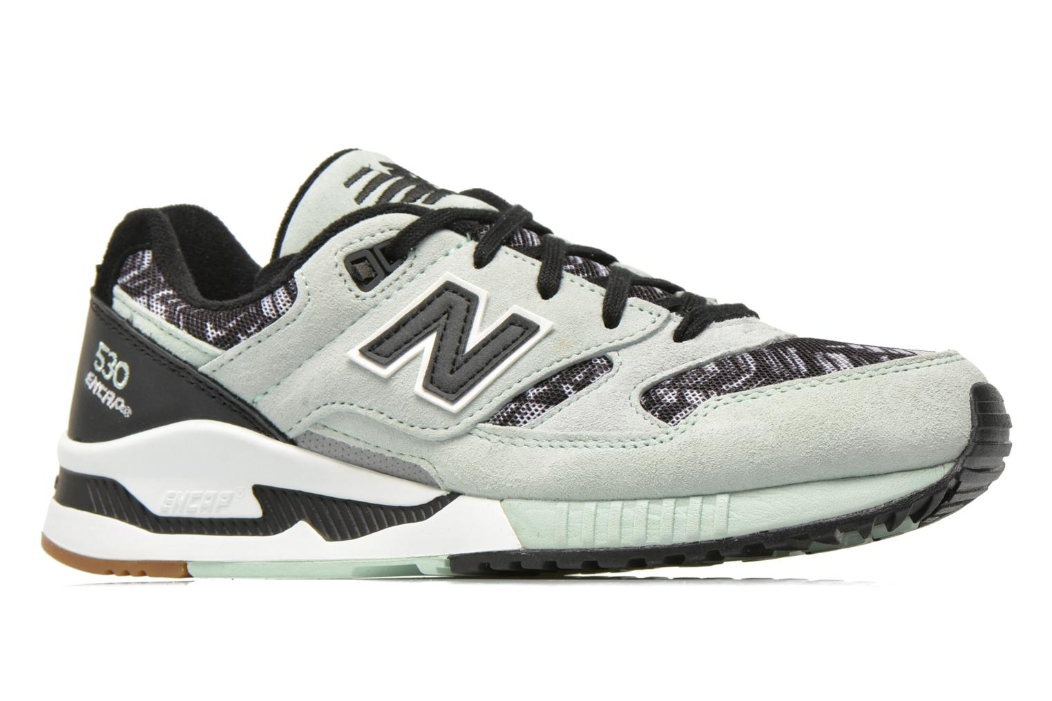 Trainers New Balance W530 Multicolor back view