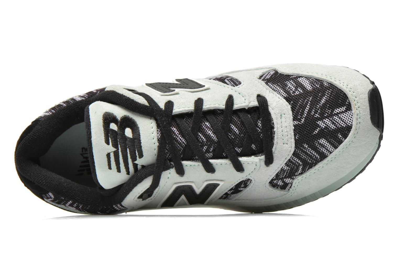 Sneaker New Balance W530 mehrfarbig ansicht von links