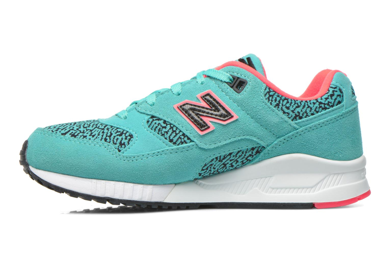Sneakers New Balance W530 Blauw voorkant