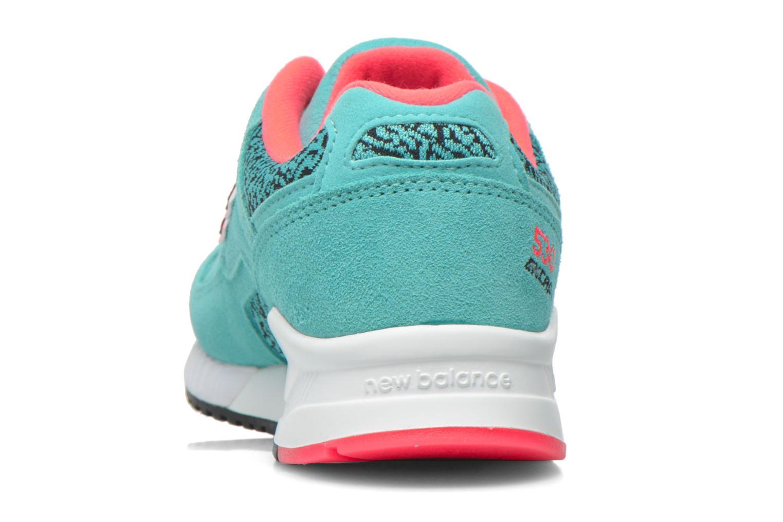 Sneakers New Balance W530 Azzurro immagine destra