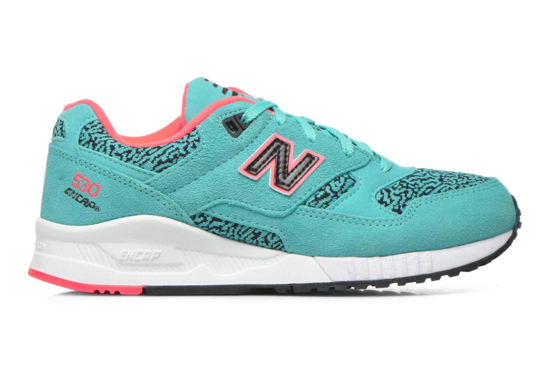 Sneakers New Balance W530 Blauw achterkant