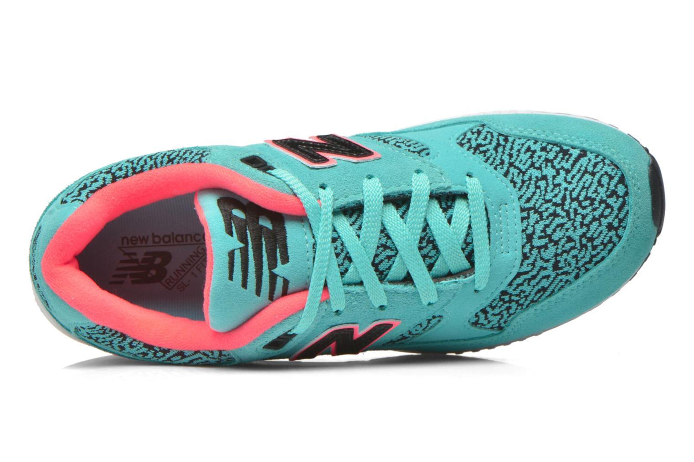 Sneakers New Balance W530 Blauw links