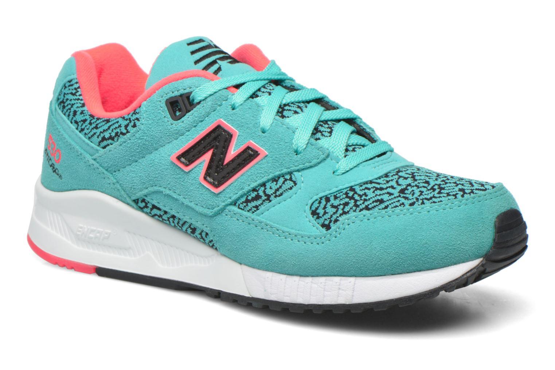 Sneakers New Balance W530 Blauw detail