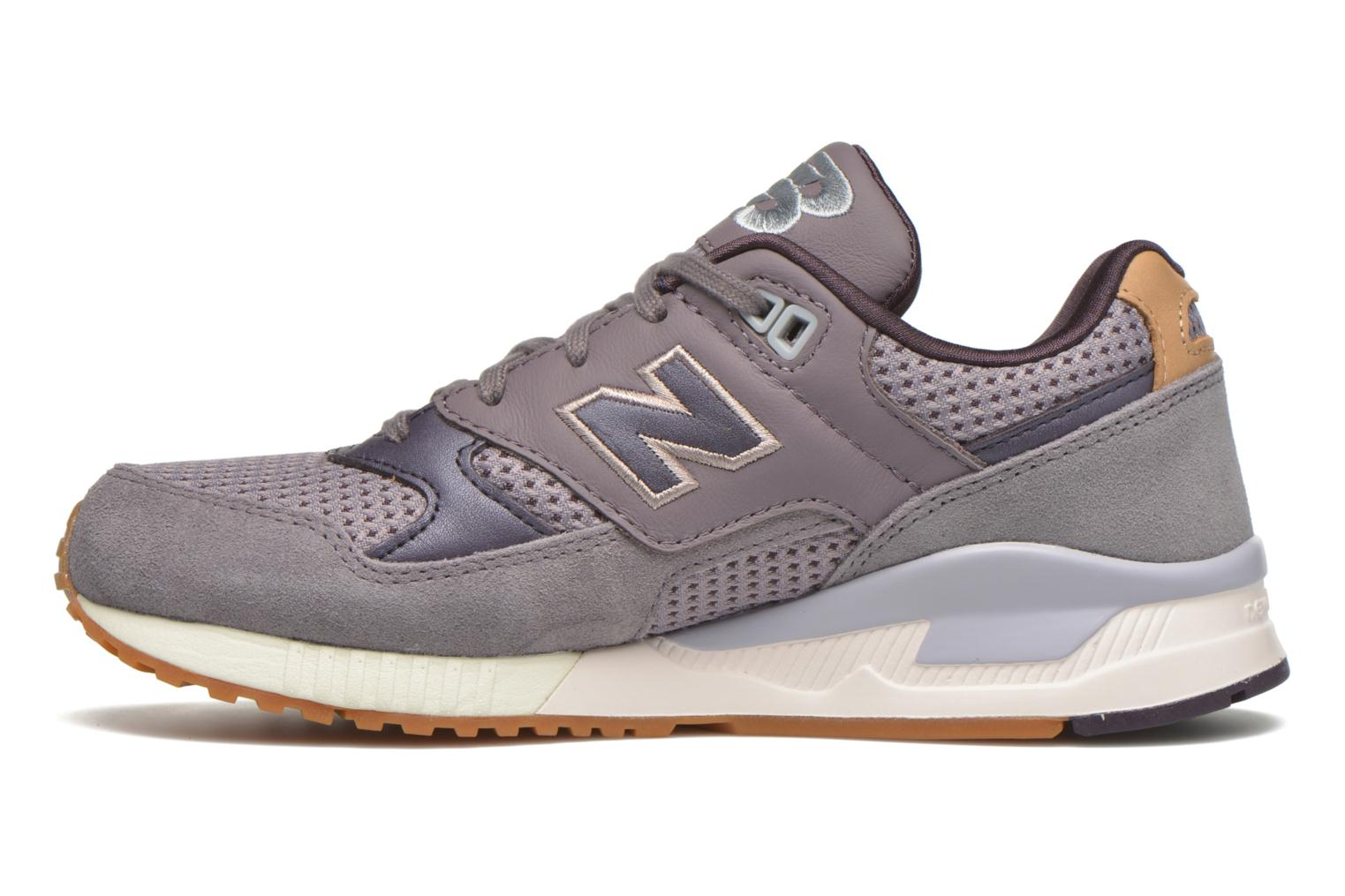 Trainers New Balance W530 Purple front view