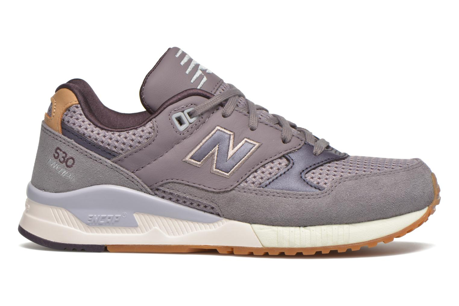 Trainers New Balance W530 Purple back view