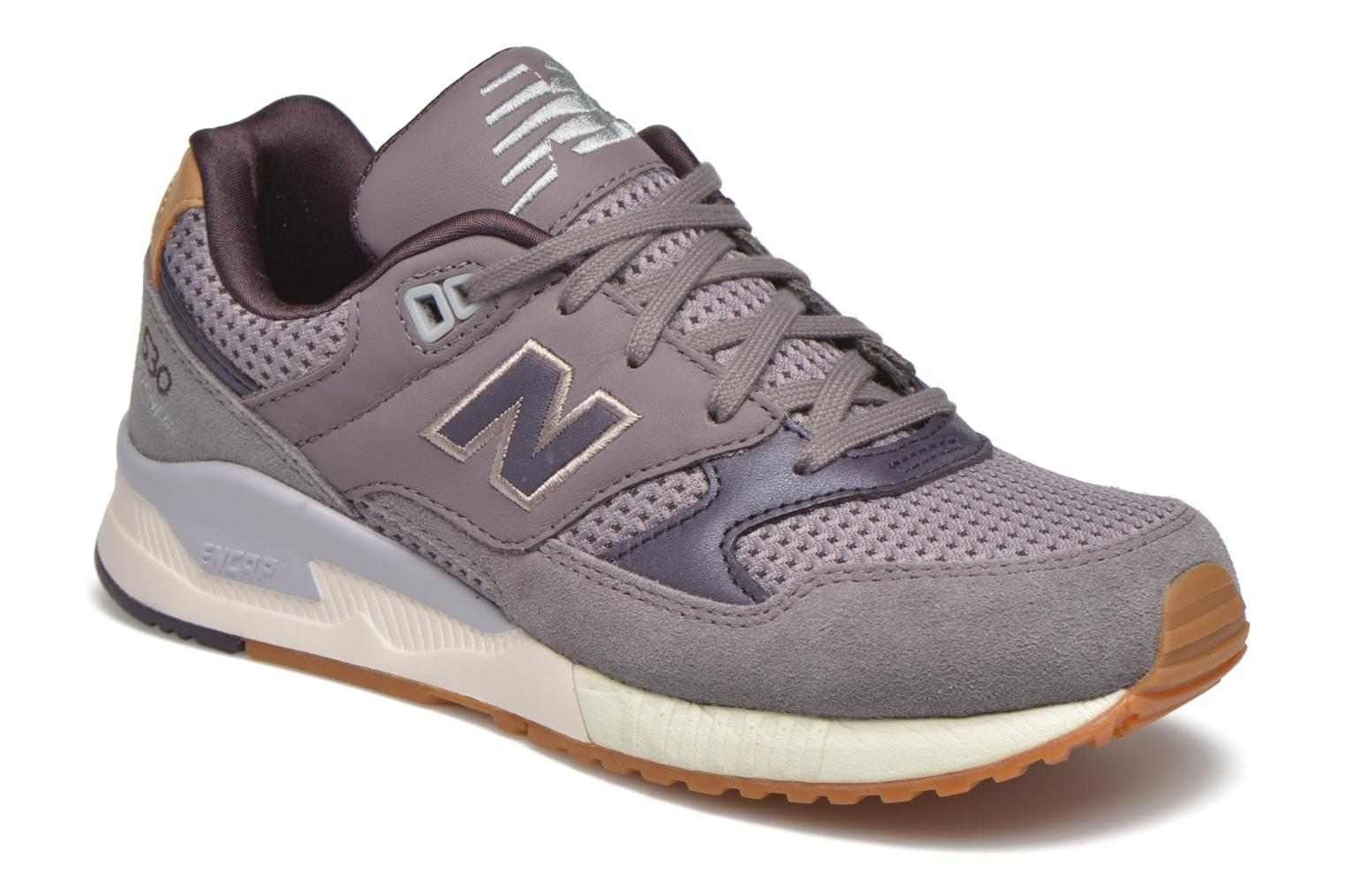 Trainers New Balance W530 Purple detailed view/ Pair view
