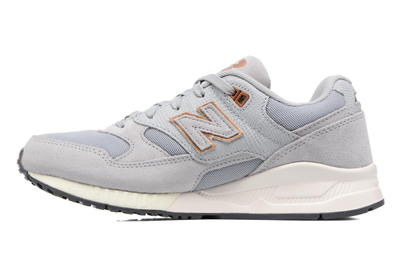 Baskets New Balance W530 Gris vue face