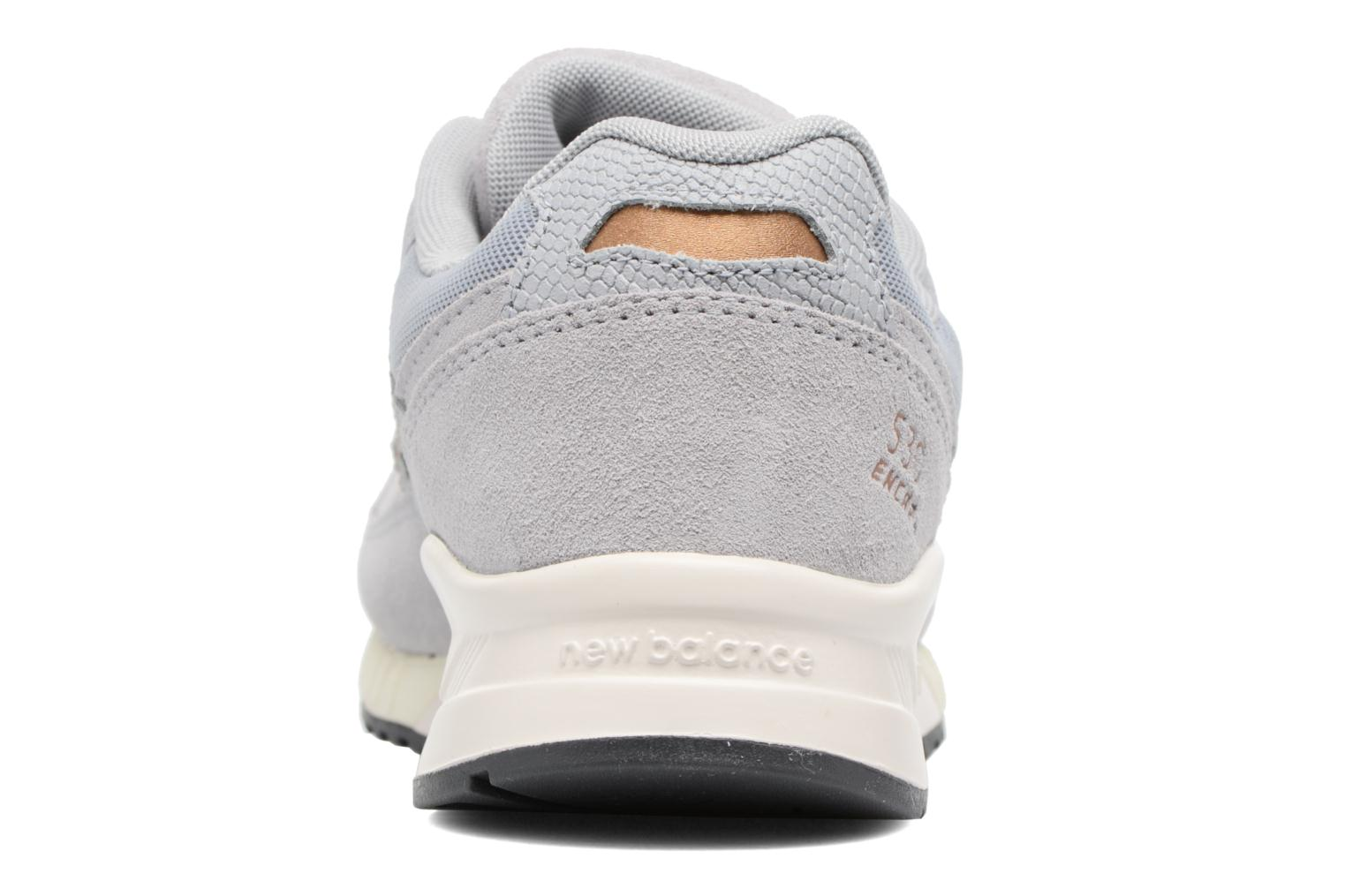 Trainers New Balance W530 Grey view from the right