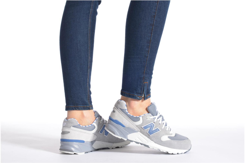 Sneakers New Balance WL999 Blauw onder