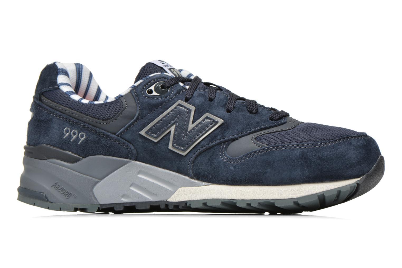 Sneakers New Balance WL999 Blauw achterkant