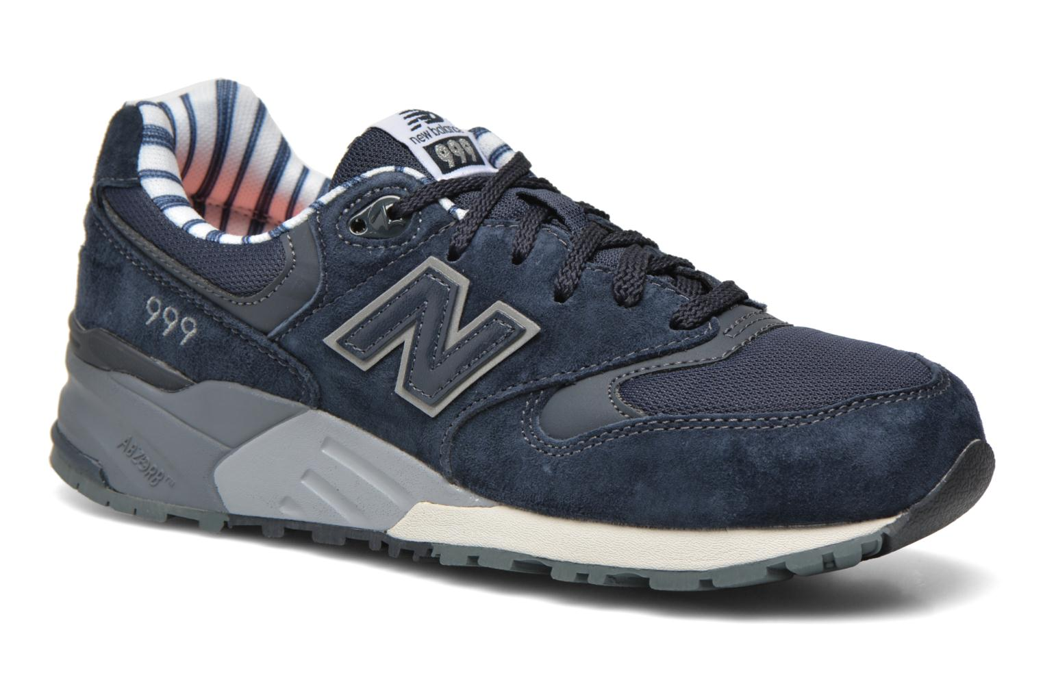 Sneakers New Balance WL999 Blauw detail