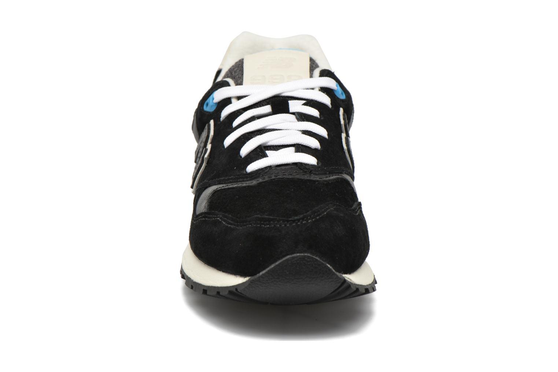 Trainers New Balance WL999 Black model view