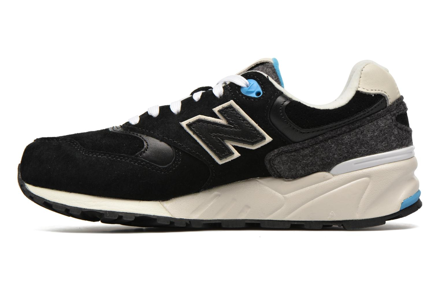 Trainers New Balance WL999 Black front view