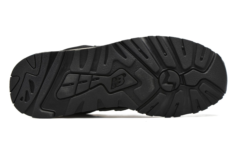 Sneaker New Balance WL999 schwarz ansicht von oben