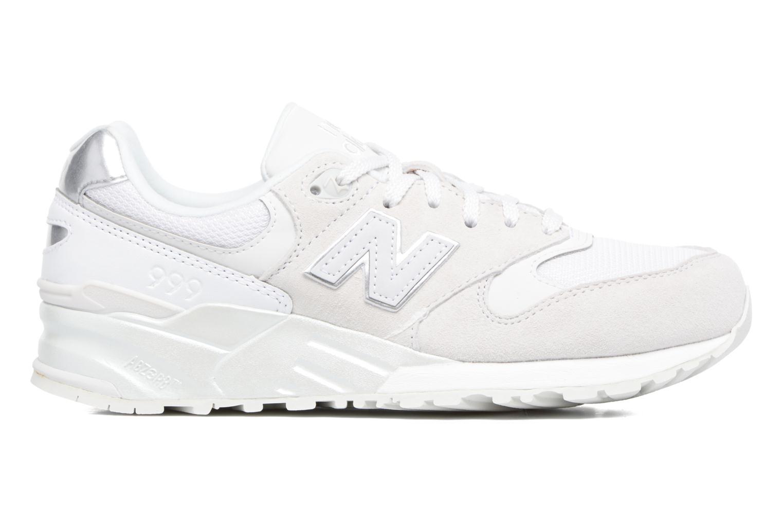 Sneaker New Balance WL999 weiß ansicht von hinten