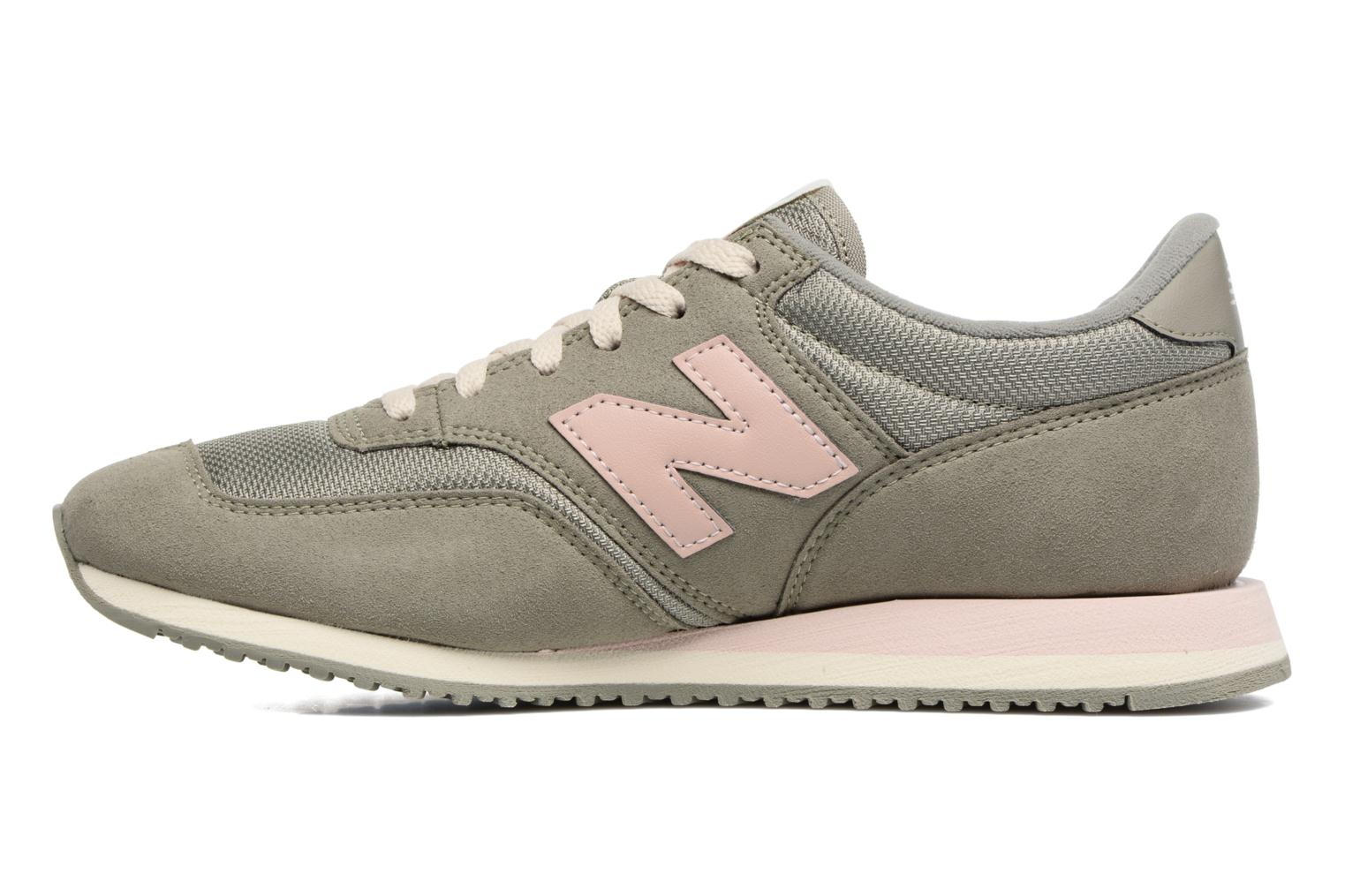 Trainers New Balance CW620 Green front view