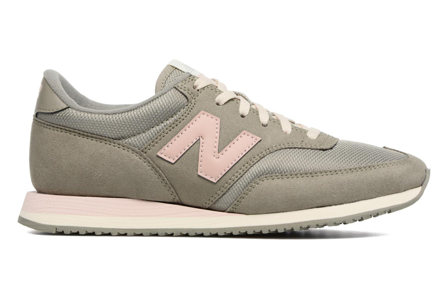 Trainers New Balance CW620 Green back view