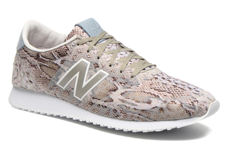 new balance beige trainers