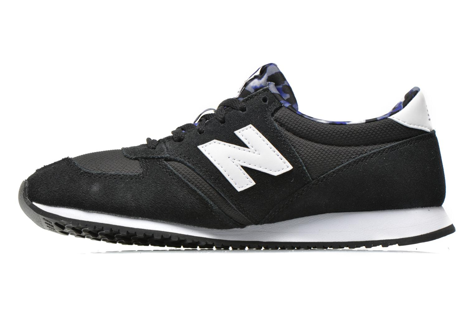 Baskets New Balance WL420 Noir vue face