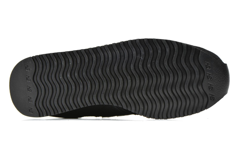 Baskets New Balance WL420 Noir vue haut