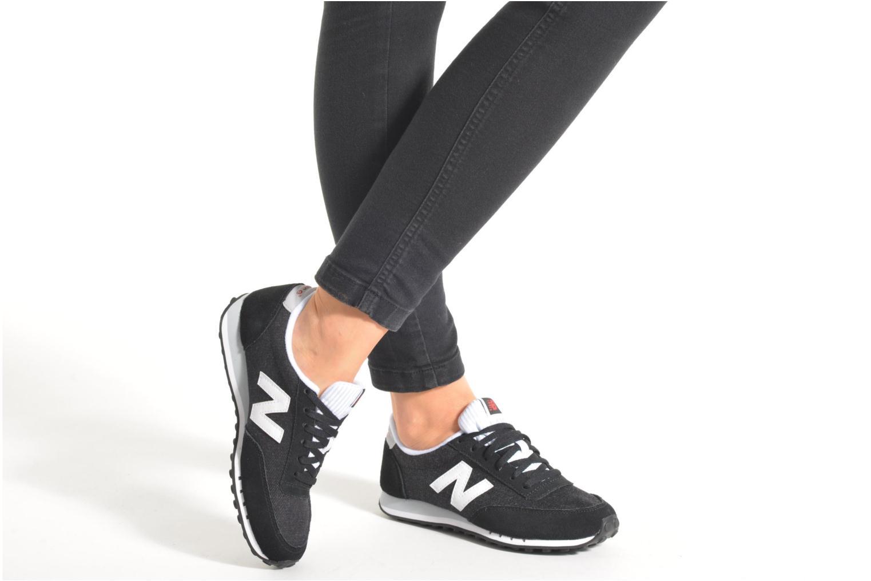 Sneakers New Balance WL410 Zwart onder