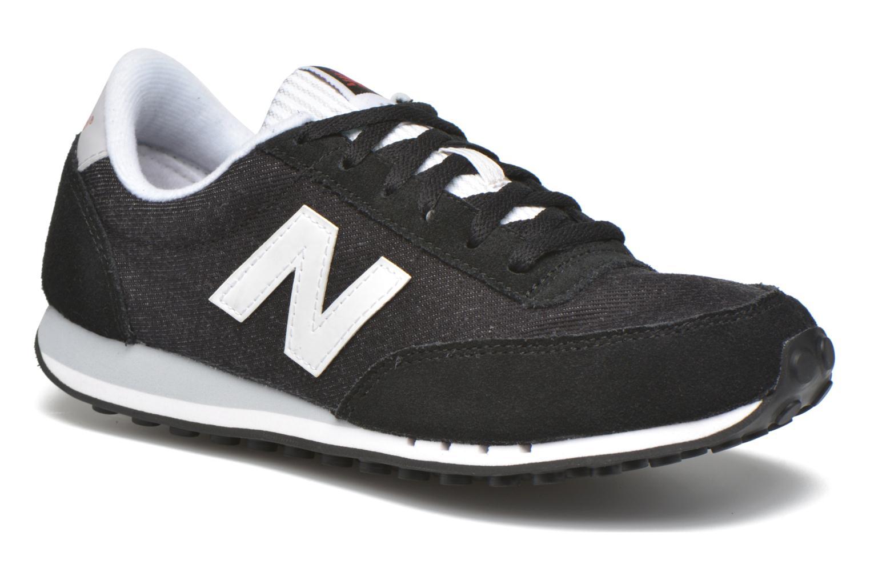 Sneaker New Balance WL410 schwarz detaillierte ansicht/modell