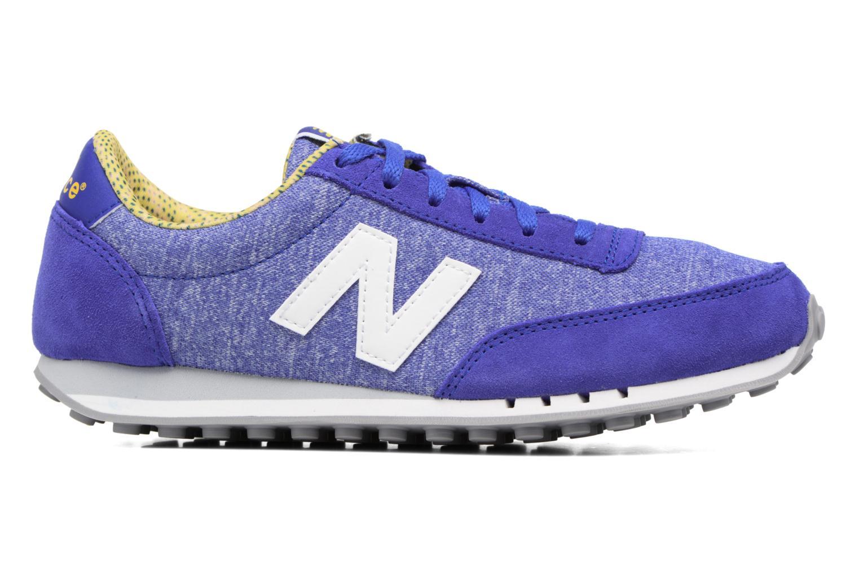 Sneakers New Balance WL410 Blauw achterkant