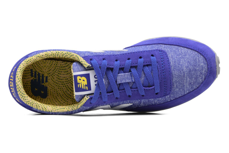 Baskets New Balance WL410 Bleu vue gauche