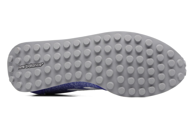 Sneakers New Balance WL410 Azzurro immagine dall'alto