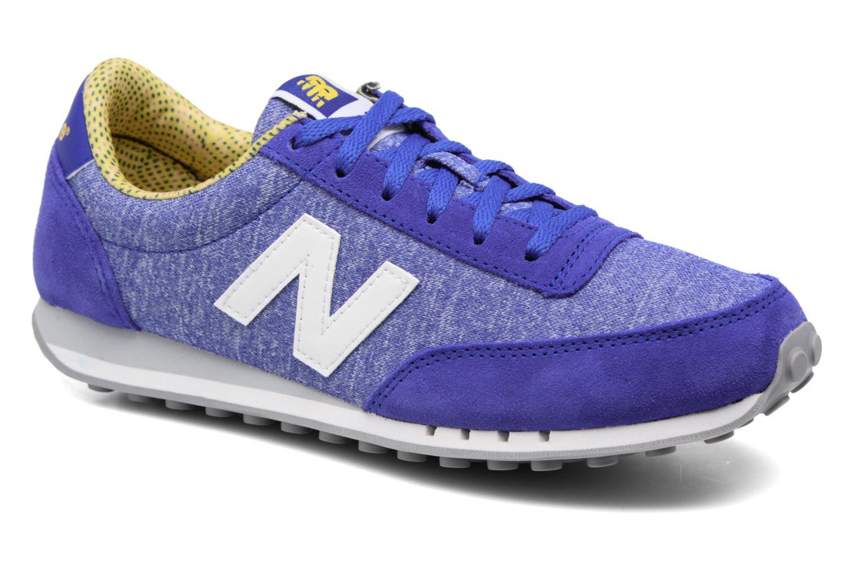 Sneakers New Balance WL410 Blauw detail