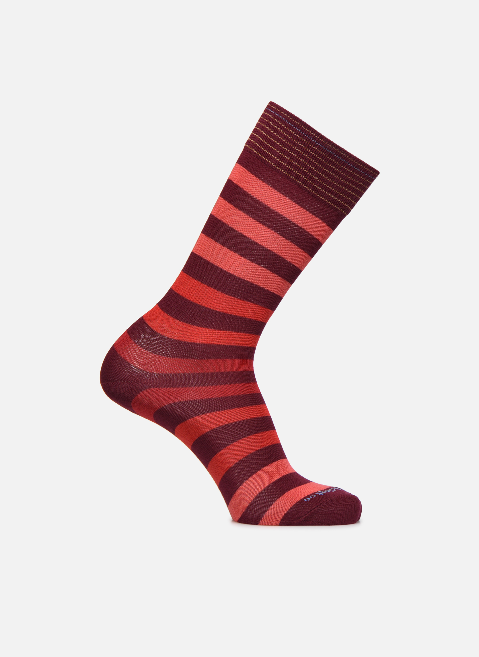 Chaussettes RAYEES 8005 rouge