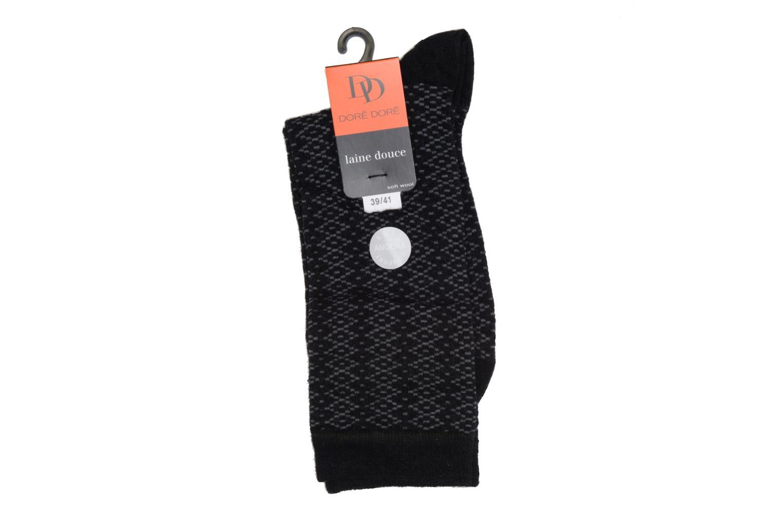 Chaussettes CARESSE 900 - noir