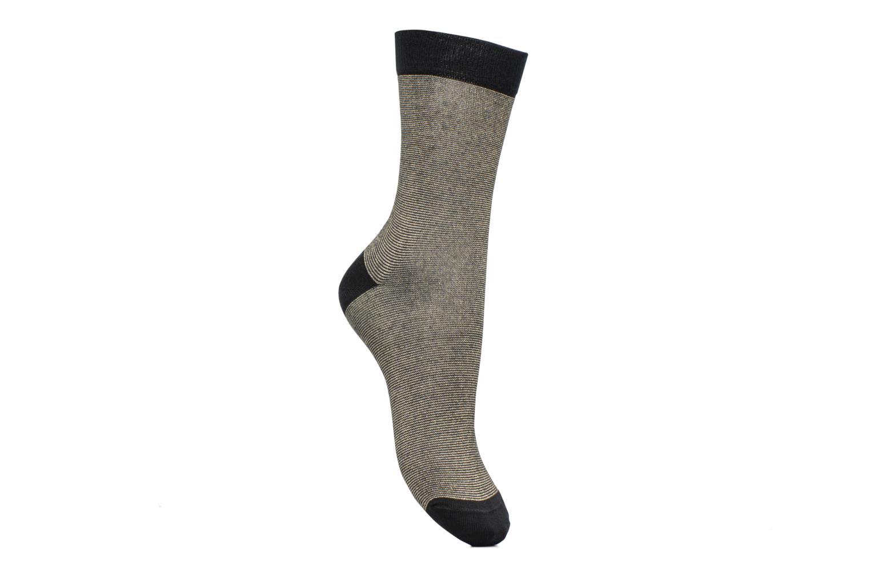 Socks & tights Doré Doré Socks GLITTER Burgundy detailed view/ Pair view