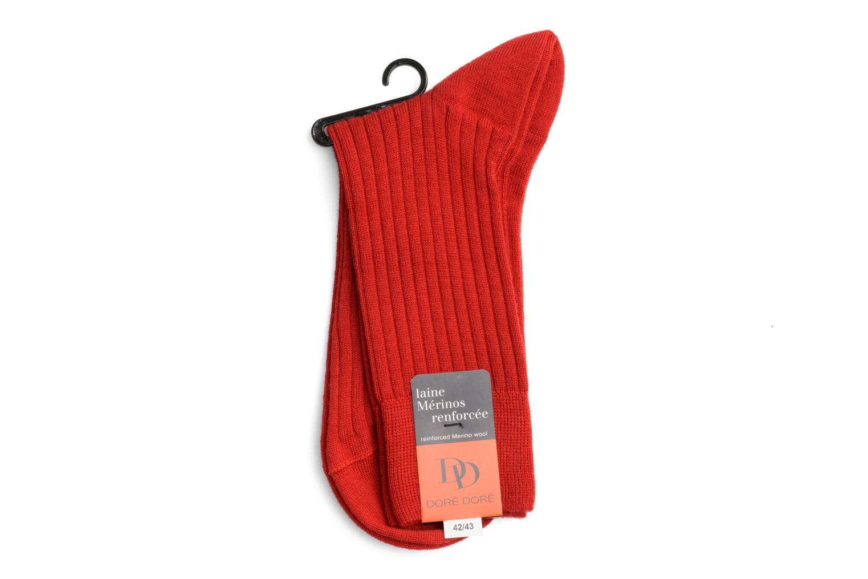 Chaussettes INTEMPOREL 585 - rouge