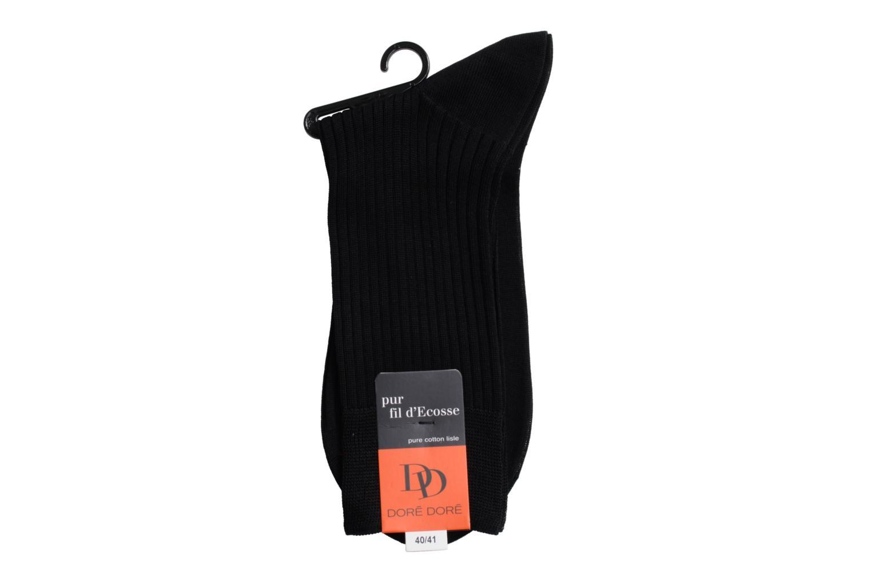 Chaussettes PURETÉ 900 - noir