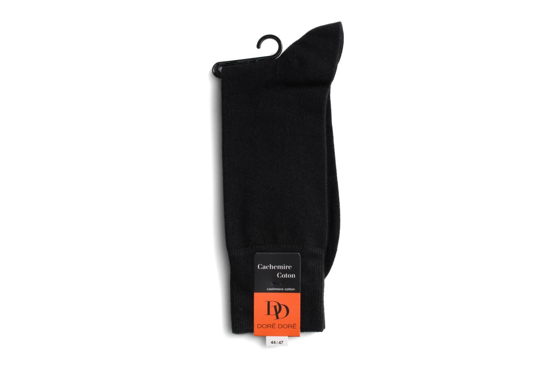 Chaussettes DOUBLE DOUCE 900 - noir