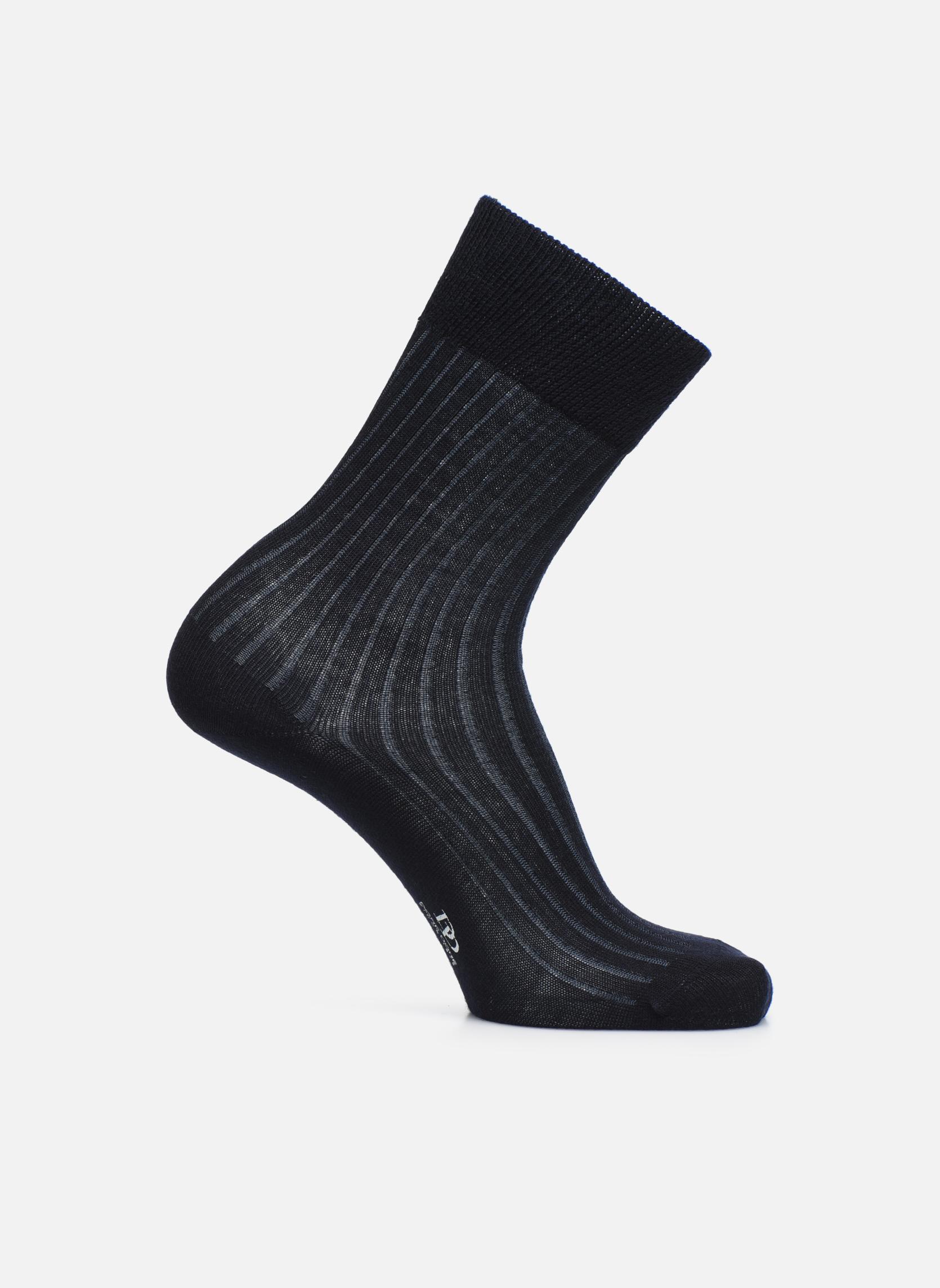 Socks & tights Doré Doré Socks SUBTILE Blue detailed view/ Pair view