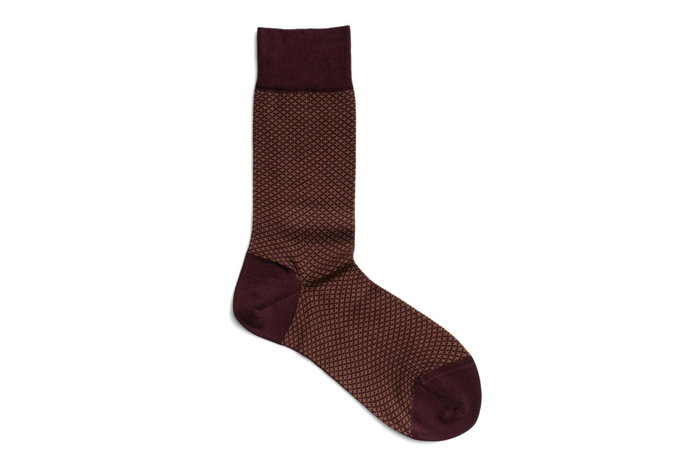 Socken FINESSE 052 - bordeaux