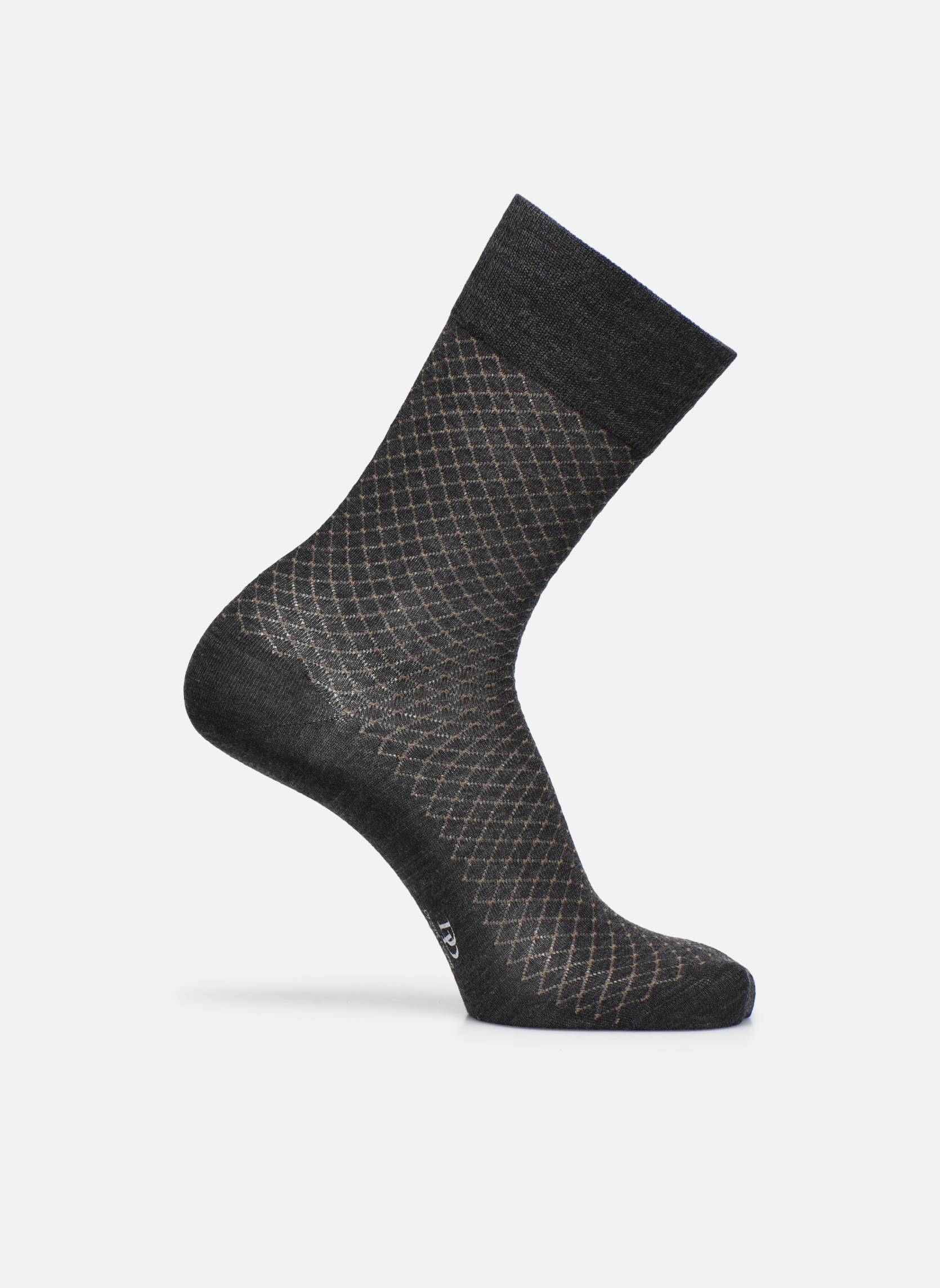 Socks & tights Doré Doré Socks DISTINCTION Grey detailed view/ Pair view