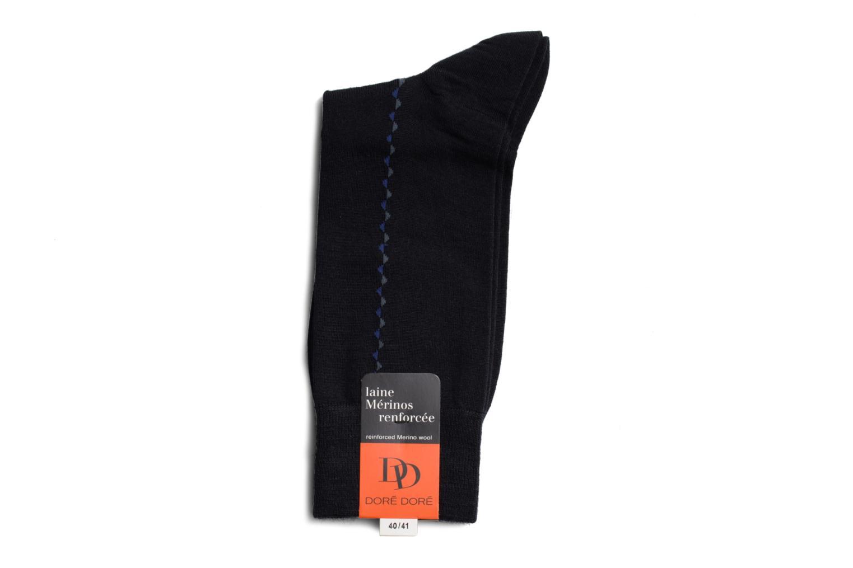 Chaussettes BAGUETTE 044 - bleu